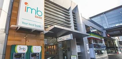 IMB Bank, Wollongong, NSW