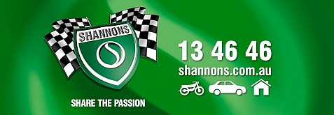 Shannons Car Insurance, Bike insurance, Home insurance